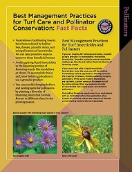 Pollinator Best Practices Fast Facts